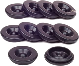 Kit King USA 10 Pack Grease Plugs Fits 1.98 Inch Hub Dust Cap Fits Most 2, 000-3, 500 Pound Axles Dexter 85-1 AL-KO Tiedown Eng Replacement EZ Lube Axle…