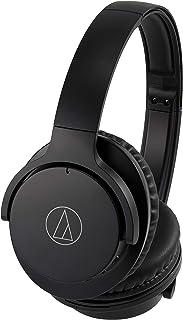 Audio-Technica ANC500BT - Auriculares Inalámbricos Color Negro, Bluetooth y Micro, Adjustable