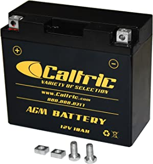 CALTRIC AGM BATTERY Fits DUCATI Monster S2R S4R S4RS 1000 Testastretta 2007 2008