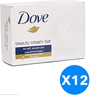 Dove Soap - Beauty Cream Bar - (135g x 12)