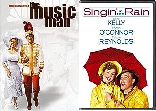 Greatest Musicals Ever 2-Movie Bundle - Singin' in the Rain & Music Man 3-DVD Collection
