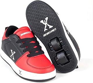 Sidewalk Sport Kids Street Boys Lace up Skate Roller Shoes