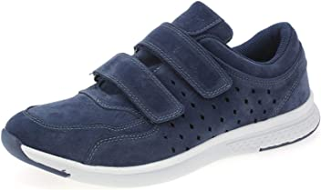TMA Damen Sandalen Leder Damenschuh Sommer Frauenschuh Schnürung Sandalette 1166