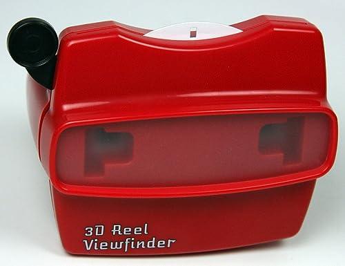 Con 100% de calidad y servicio de% 100. Classic Viewmaster Viewer Viewer Viewer 3D Model L in rojo by View-Master  online barato
