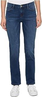 Tommy Hilfiger Women's Straight-Leg Jeans Blue Size 6