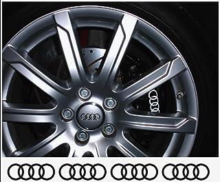 Suchergebnis Auf Amazonde Für Audi Ringe Aufkleber
