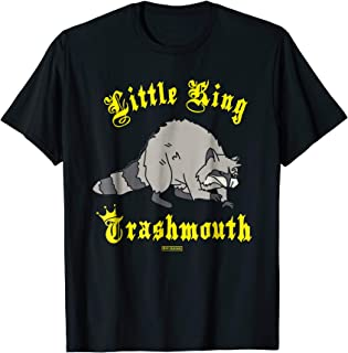 Bob's Burgers Little King Trashmouth T-Shirt