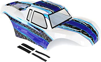 Losi Body, Painted, White: MTXL, LOS250014