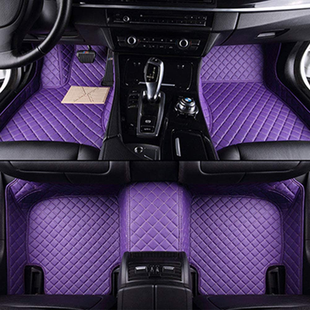 Super1Six All Season Max 84% OFF Waterproof Max 82% OFF Car Mats F Custom Floor Leather