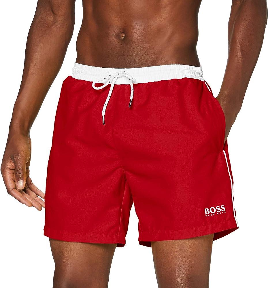 boss starfish,costume da bagno a pantaloncini per uomo,100% poliestere 50408104g