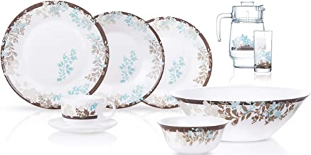 Luminarc Dinnerware Sets 38+7 Pc - Multi Color, Glass