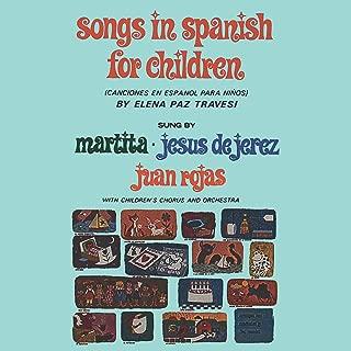 Songs In Spanish For Children Canciones En Español Para Niños