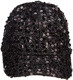 Women's Sequin Ball Cap