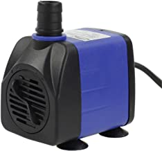 AQUANEAT 50-1450 GPH Submersible Water Pump Adjustable Powerhead Aquarium Fish Tank..