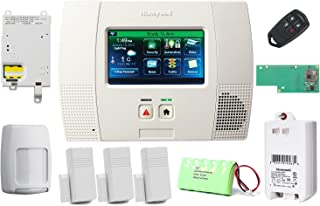 Honeywell Lynx Touch L5200 Security Alarm Kit with Cellular Communicator and Zwave Module
