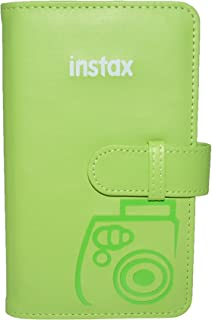 Fujifilm Instax Wallet Album - Lime Green