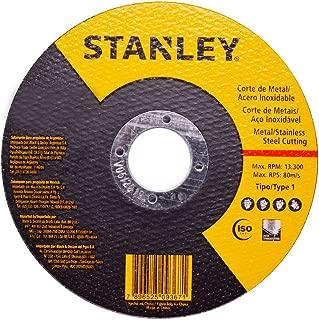 Stanley SS Cutting Wheel 4 1/2  Inch  25 Nos Box STA8061