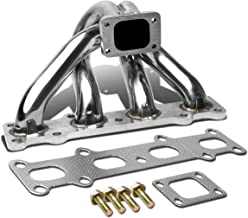 For Mazda Miata MX5 1.8 Stainless Steel T25/T28 Top Mount Turbo Manifold