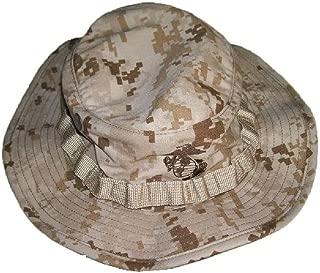 New Marine Marpat Tactical Desert Digital Camouflage Boonie Hat