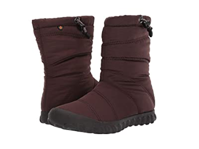 Bogs B Puffy Mid (Brown) Women