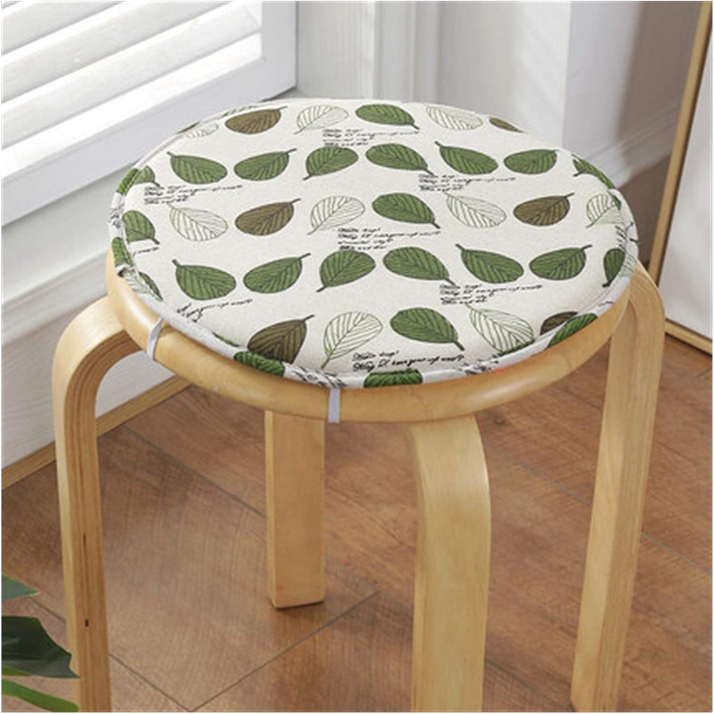 ZCPCS Winter Round Chair Rare Cushion Seat Translated Ho Super Soft Foam