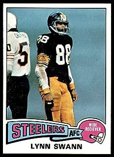 1975 Topps #282 Lynn Swann UER Near Mint+ RC Rookie Steelers