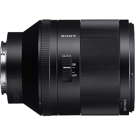 Sony SEL E Mount 50F14Z Zeiss Planar T FE 50 mm 1.4 ZA Lens - Black