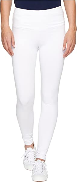 Stretch Jersey Flatten It Leggings 28""