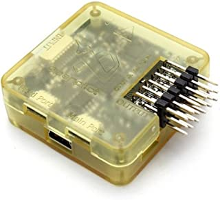 OpenPilot CC3D Evo Flight Controller 32-bit Case Side Pin 90 Degree +Cables