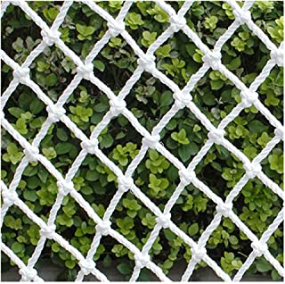 HWJ Red de Segurida,Valla de Seguridad Infantil NiñOs Mascotas Redes de Protectora Protección,para Escaleras Balcones BalcóN Terrazas Puertas Ventanas Pared Foto Decoracion