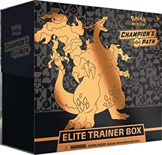 Pokemon TCG: Champion's Path Elite Trainer Box, Multicolor