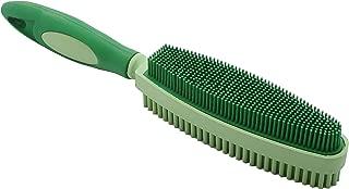 rubber dog brush