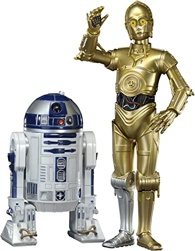 [UK-Import]Star Wars - 1 10th Scale C3-PO & R2-D2 Artfx Statue