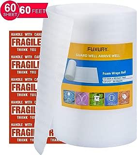 FUXURY Foam Wraps Roll 12