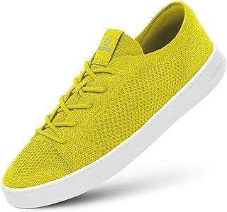Giesswein Wool Sneaker Women - Chaussures à Plateforme pour Femmes, Baskets décontractées en Laine mérinos Stretch 3D, Cha...