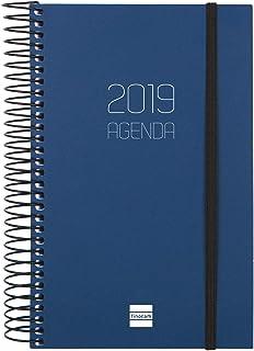 Amazon.es: agendas 2019 dia por pagina