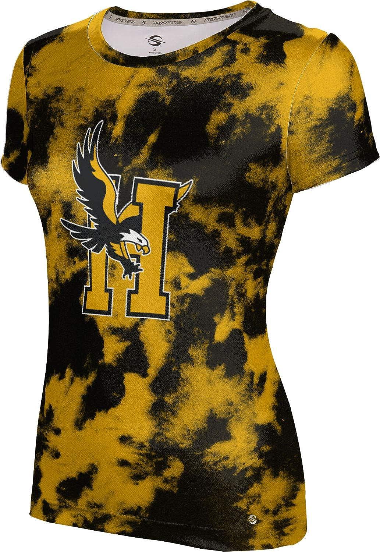 ProSphere Hobbs High School Girls' Performance T-Shirt (Grunge)