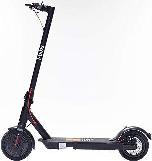 i-Bike Mono Air S, Patinete eléctrico Unisex para Adulto, Negro, único
