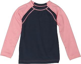 Columbia Little Girls' Sun Splasher Long Sleeve Top