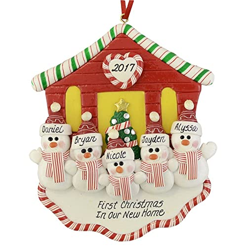 Christmas Ornaments With Names On Them.Christmas Ornaments With Names Amazon Com