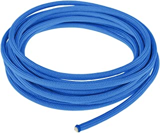 Alphacool 45314 AlphaCord Sleeve 4mm   3,3m (10ft)   Colonial Blue (Paracord 550 Typ 3) Modding AlphaCord Sleeve