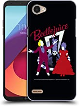 Official Beetlejuice Betelgeuse and Lydia Graphics Hard Back Case Compatible for LG Q6 / Q6 Plus