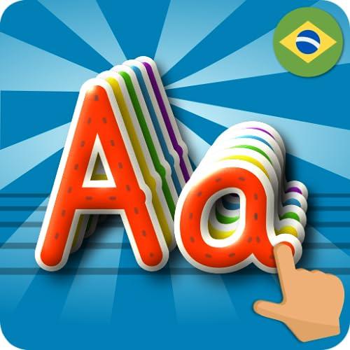 LetraKid PRO - Aprenda Caligrafia Traçando ABC e 123. Abecedario Infantil. Jogos Educativos Alfabetização