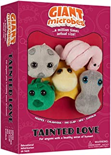 GIANT MICROBES Giantmicrobes Themed Gift Boxes - Tainted Love