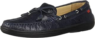 Kids' Casual Comfort Slip on Moccasin Tie-Bow Loafer Driving Style