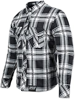 Men's Rust and Redemption Armored Moto Shirts