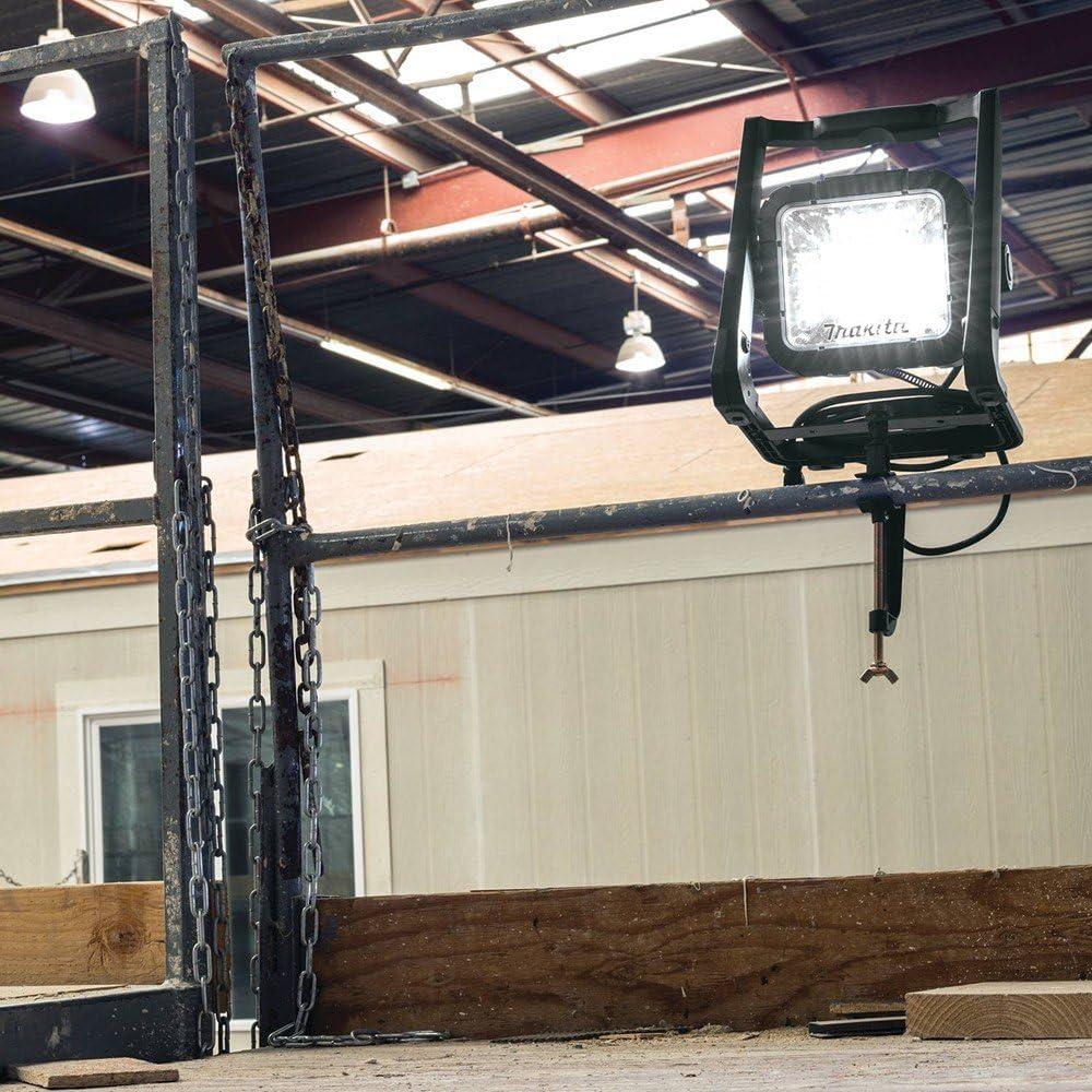 Blue//Black 240V Makita DML805//2 Cordless LED Worklight