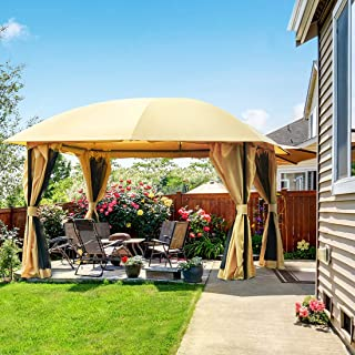 Best heavy duty gazebo curtains Reviews