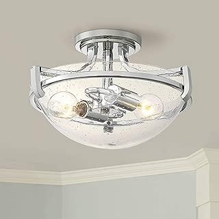glass bowl ceiling lights