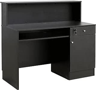 PureSana Reception Desk